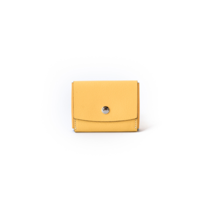 Wallet Compact/ Z YELLOW