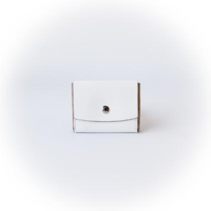 Wallet Compact/ Z WHITE STONE