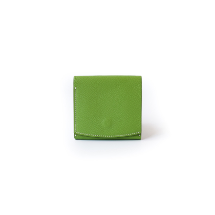 Wallet Compact/ 2 FRESH-GREEN