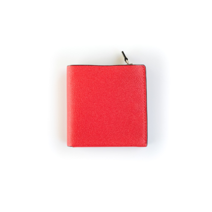 1/4 Wallet/ RED GOAT