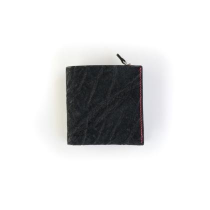 1/4 Wallet/ BLK ELEPHANT
