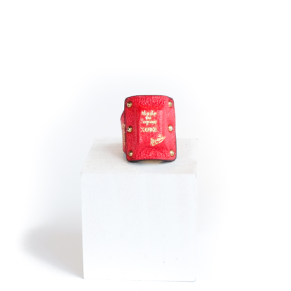 Ring/ SQ. RED #14