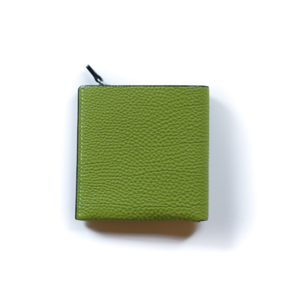 1/4 Wallet/ FRESH-GREEN GRAY