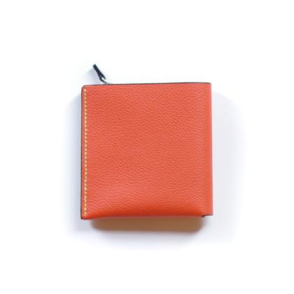 1/4 Wallet/ ORANGE PURPLE