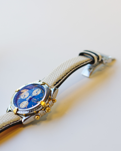 Watch Strap/ BLEITLING WH.
