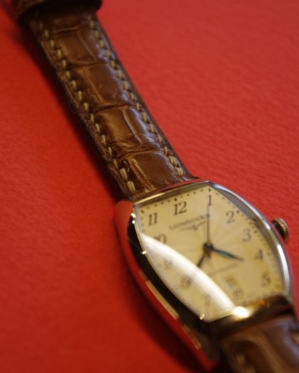 Watch Strap/ LONGINES