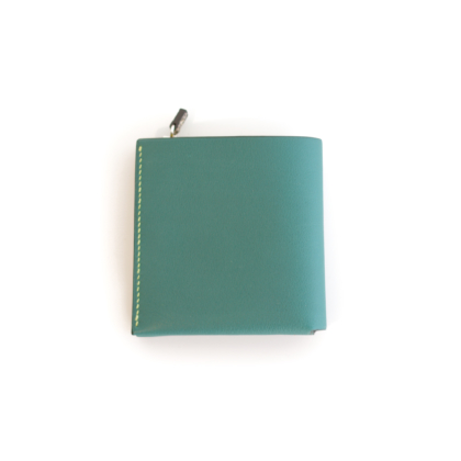 1/4 Wallet/ GREEN YELLOW