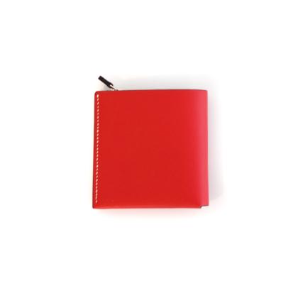 1/4 Wallet/ TOMATO