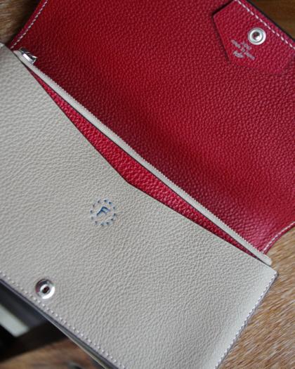 Wallet L/ SHRINK CALF