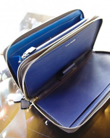 Wallet L/ DOUBLE ZIP