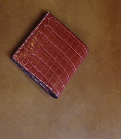 Wallet/ CROCODILE G.BR