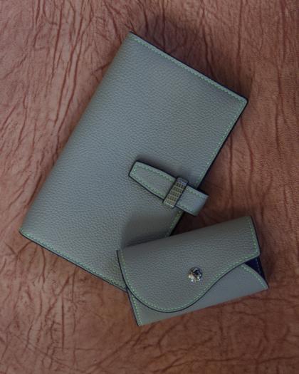 Wallet L/ CLOUDY SKY