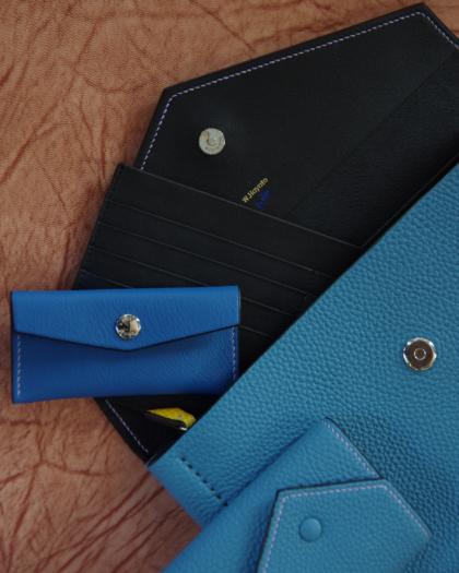 Bag S/ SKY BLUE CLUTCH