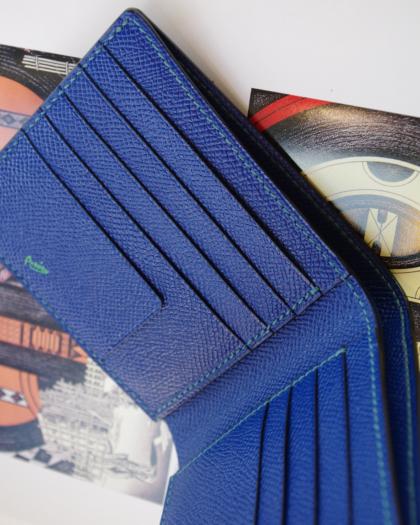 Wallet/ BLUE