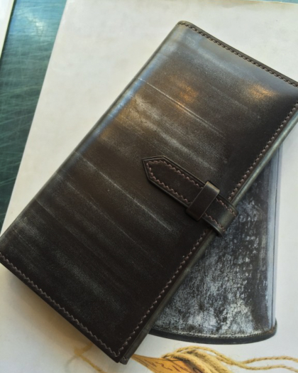 Wallet L/ BRIDLE LEATHER 2